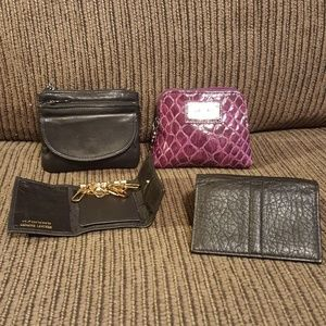 Set of wallet